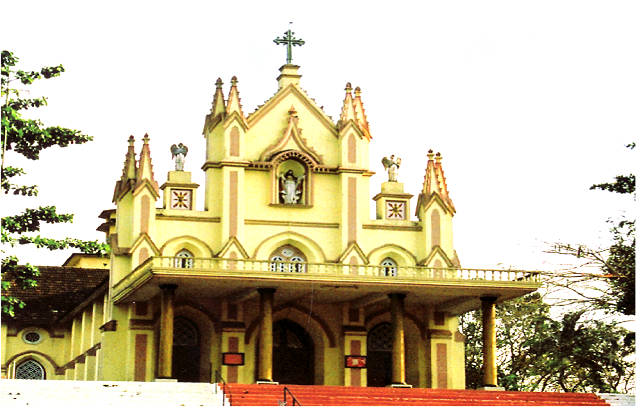 St.Thomas Knanaya Catholic Church Punnathura
