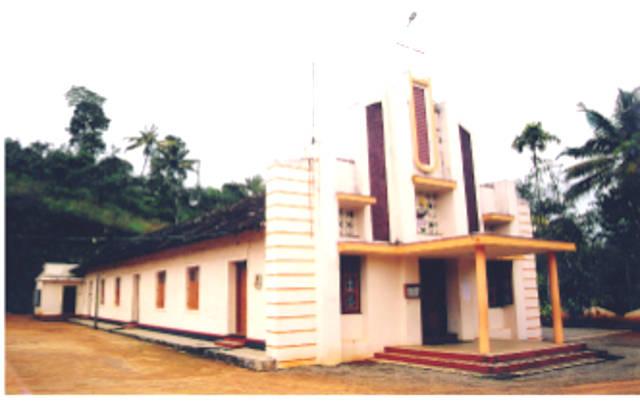 St. Joseph's Knanaya Catholic Church Thellithode