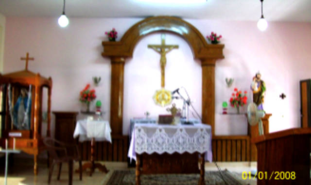 St. Mary's Knanaya Catholic Church, Chevarambalam, Kozhikode