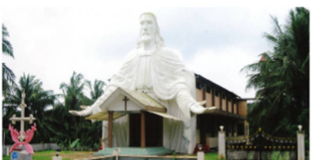 St. Stephen's Knanaya Catholic Church, Nelliyady,  South Kanara