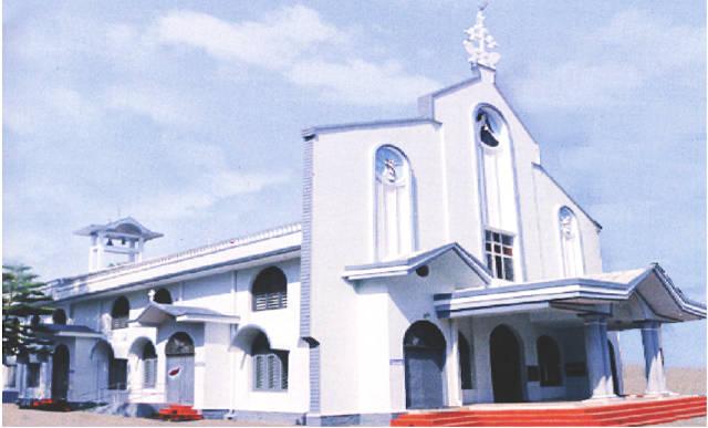 St. Thresia's Knanaya Catholic Church Palathuruth