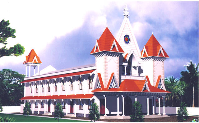 St. Antony of Paduva Knanaya Catholic Church Olessa
