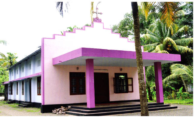 St. George's Knanaya Catholic Church Vechoor