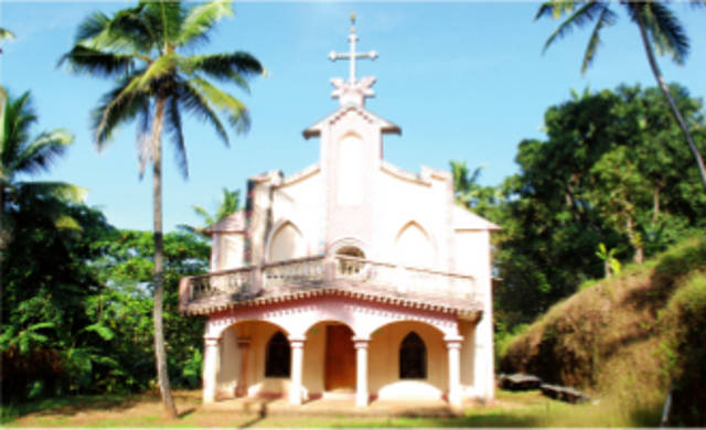 St. Joseph's Knanaya Catholic Church, Manjakad, Kannur