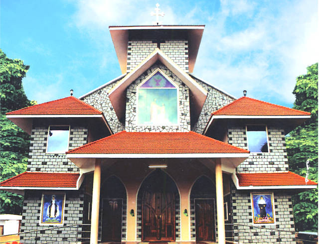 St. Thomas Knanaya Catholic Church Mangidappally