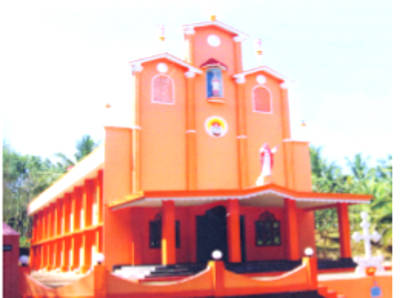 St. Stephen's Knanaya Catholic Church, Pookkayam,   Kasargod