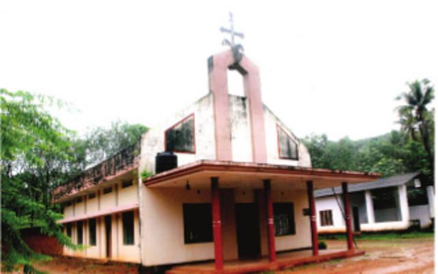 St. Thomas Knanaya Catholic Church, Mankuzy, Kannur
