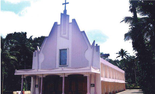 Infant Jesus Knanaya Catholic Church Neezhoor