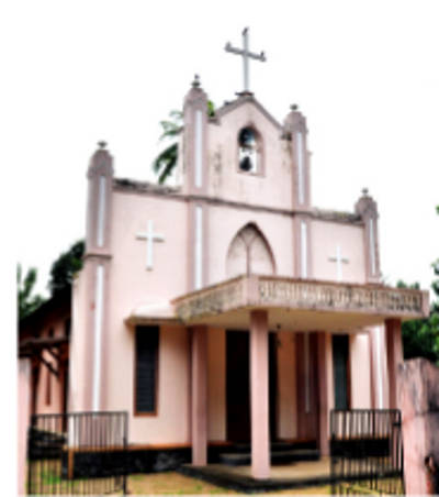 St. Mary's Knanaya Catholic Church, Thengely, Thiruvalla