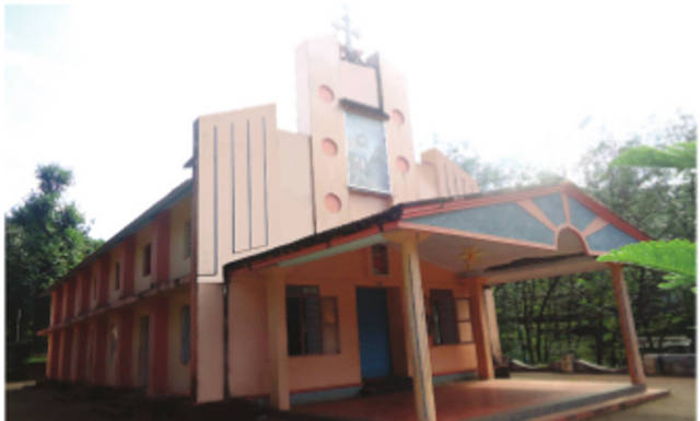 St. Micheal Knanaya Catholic Church, Micheal Giri, Kannur
