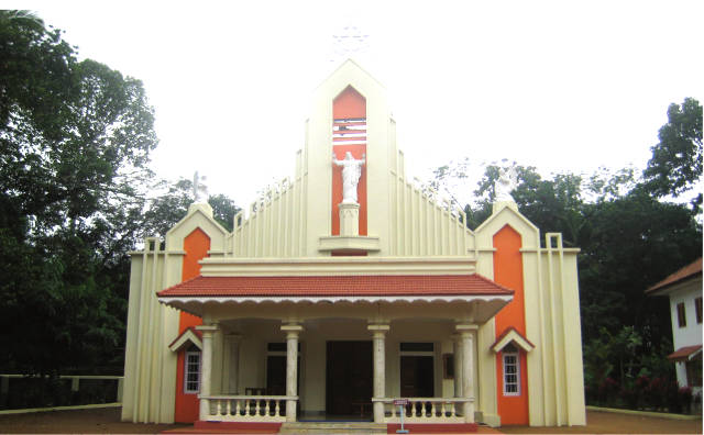 St. Knanaya Catholic Church Peroor