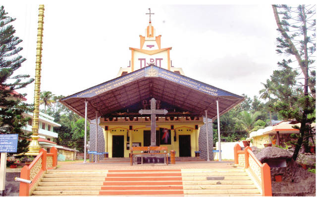 Holy Kings Knanaya Catholic Church Piravom