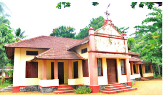 St. Francis Sales Knanaya Catholic Church, Thiruvamvandoor, Thiruvalla