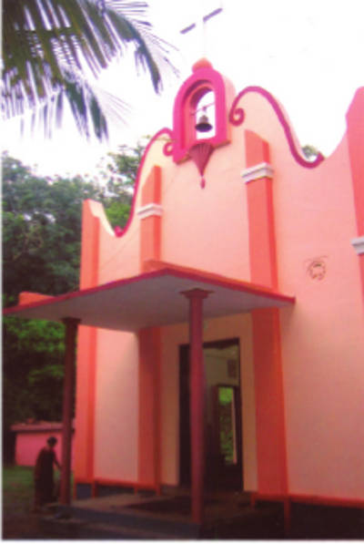 St. Joseph's Knanaya Catholic Church, Nuchiyad, Kannur