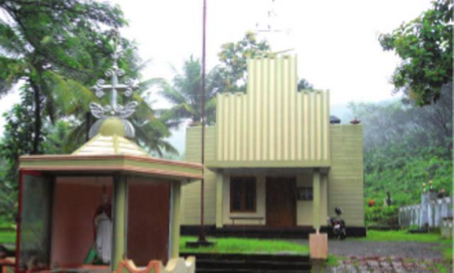 St. Jude's Knanaya Catholic Church, Panniyal, Kannur