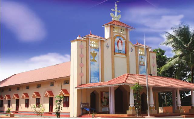 St. Luke's Knanaya Catholic Church Poozhikkol