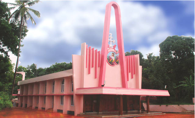 St. Mathew's Knanaya Catholic Church Vakathanam