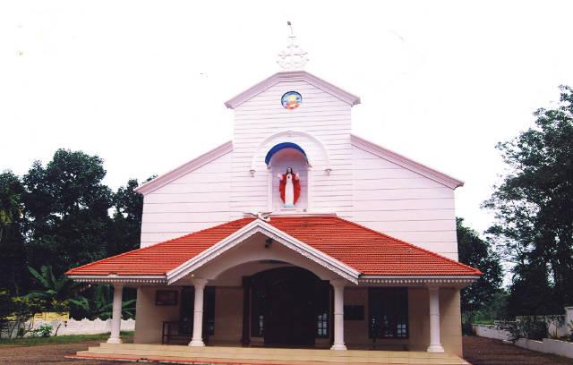 St. Thomas Knanaya Catholic Church Ramamagalam