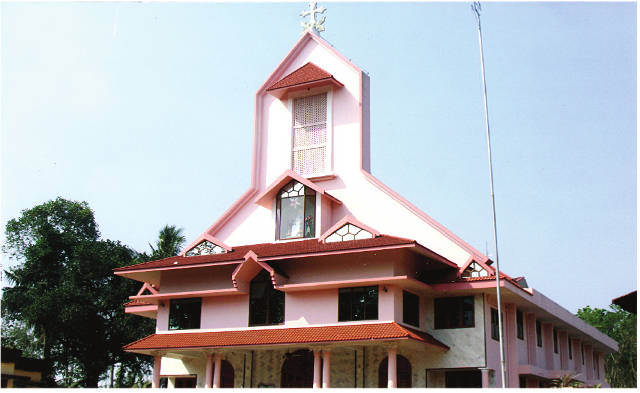 St. Mary's Knanaya Catholic Church Thottara
