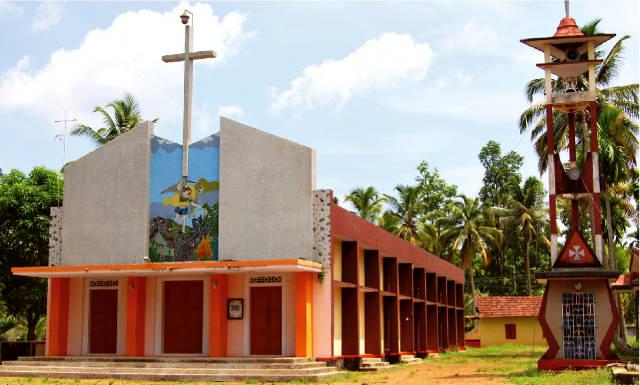 St. Michael's Knanaya Catholic Church Veliyanad