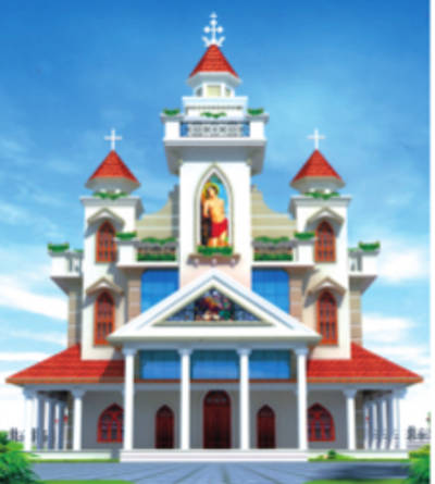 St. Sebastian's Knanaya Catholic Church, Payyavoor, Kannur
