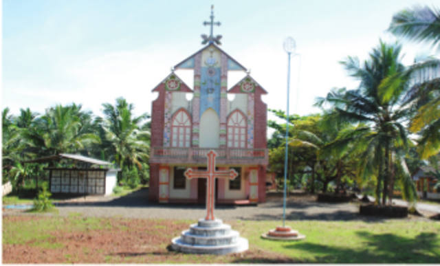 St. Stephen's Knanaya Catholic Church, Peringala, Kannur
