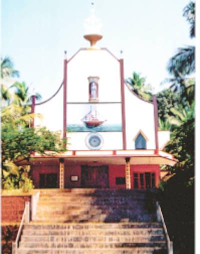 St. Maximilian Kolbe Knanaya Catholic Church, Pothukuzhy, Kannur